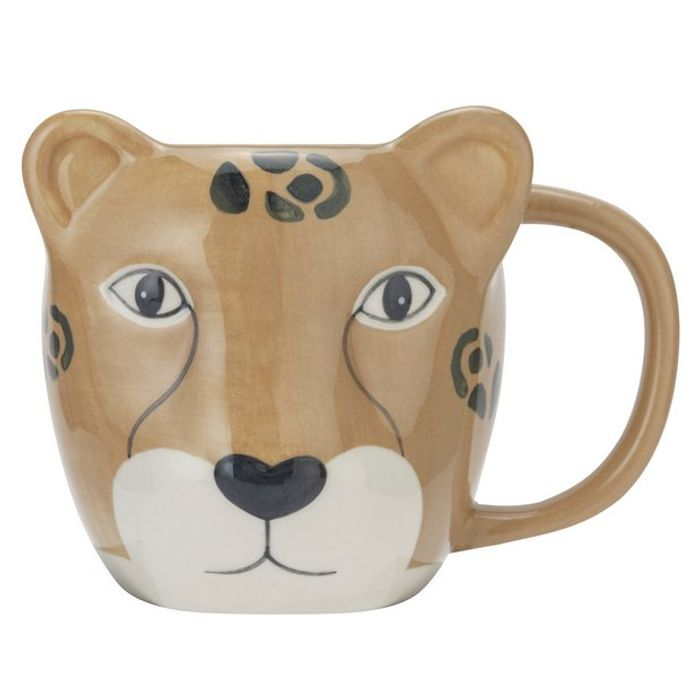 Leopard Shaped Mug at Argos Down From £6 to £2
