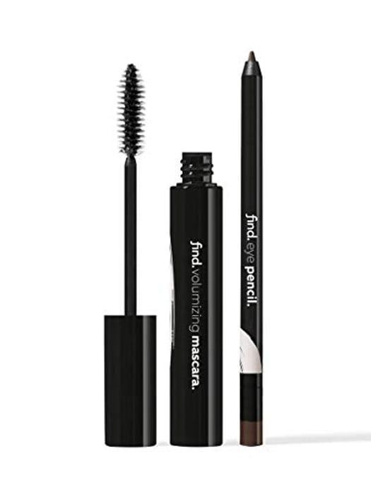FIND - Volumising Mascara & Eye Pencil with Sharpener