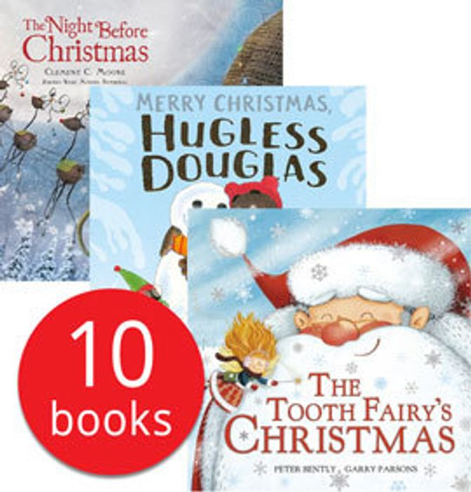 Really Nearly Christmas Collection - 10 Books