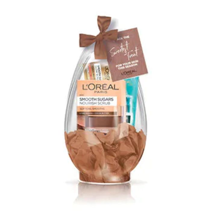 Cheap L'Oral Paris Easter Beauty Egg 'Naughty' Nourish Scrub Only £6.59