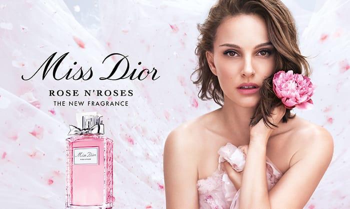Free Sample of DIORMiss Dior Rose NRoses Perfume