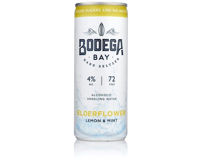 Bodega Bay Hard Seltzer 4% Alc. (Possibly Be Paid £2)