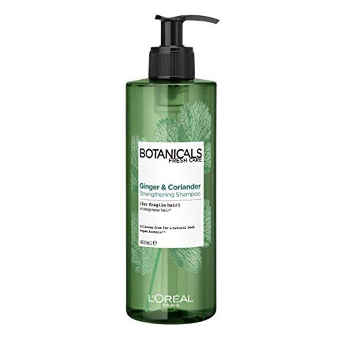 50% off on L'Oreal Paris Botanicals Ginger & Coriander Vegan Shampoo 400ml