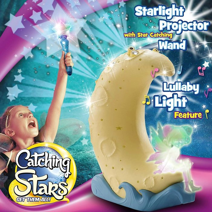 Catching Stars Starlight Projector