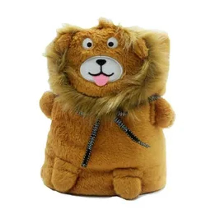Lion Cuddle Blanket Or Throw *Snuggly For ONLY £2!