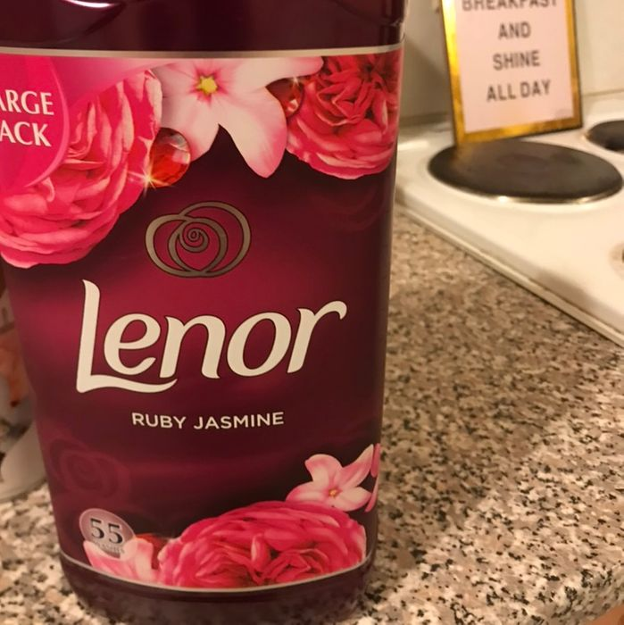 Lenor 55 wash at Tesco