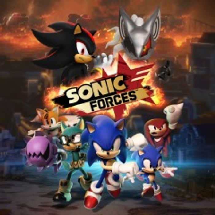 FREE Sonic Forces PS4 Game