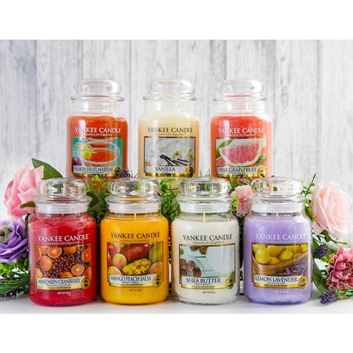 Lucky Dip Yankee Candle Classic Signature Large Jar-Delivered