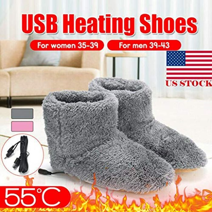 Elactric Interface Hiding Washable USB Charger Shoes