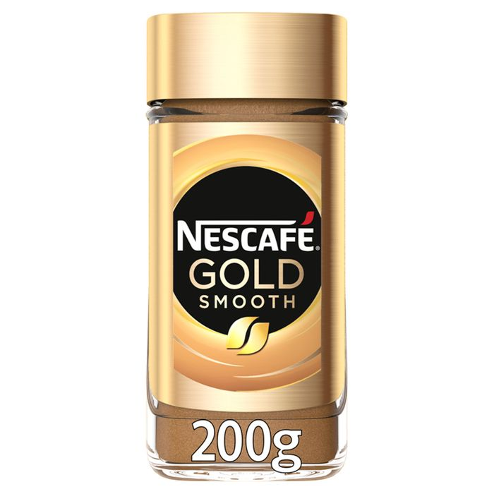Cheap Nescafe Gold Crema Instant Coffee 200G - Save £2.49!
