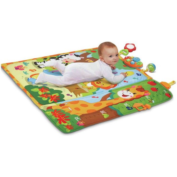 Vtech 3in1 Go with Me Play Mat Down From £29.99 to £20