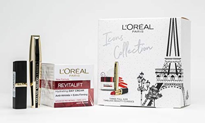 L'Oreal Paris Beauty Icons Gift Set - Save 56%