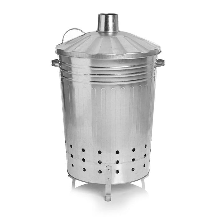 Wilko 80L Galvanised Incinerator Down From £20 to £15
