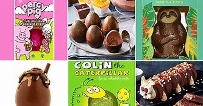 M&S Unveils Its Mouth-Watering Easter Range
