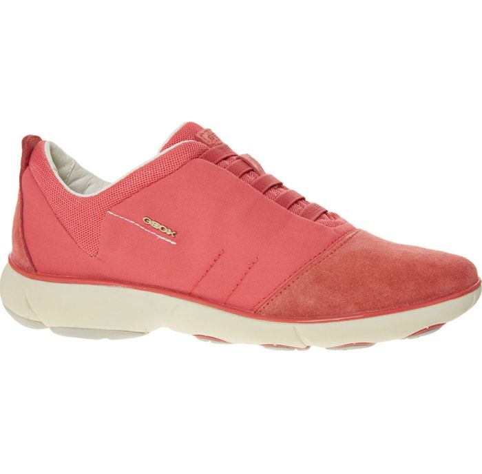 GEOX Coral Two Tone Trainers