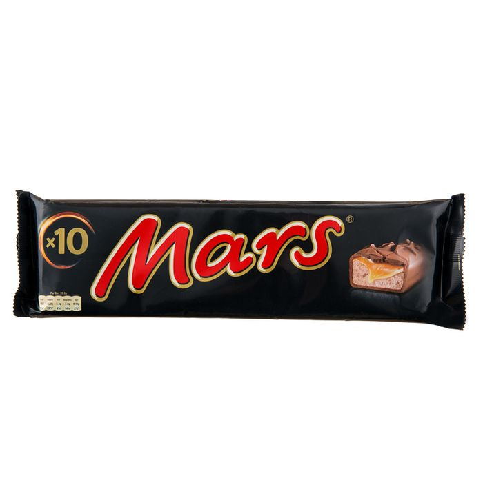 Mars Snack 10pk