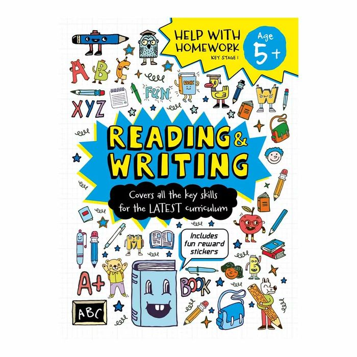 Help with Homework: Age 5+ Reading