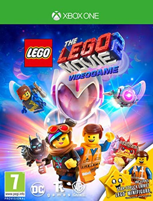 Best Ever Price! the LEGO Movie 2 Videogame Minifigure Edition (Xbox One)