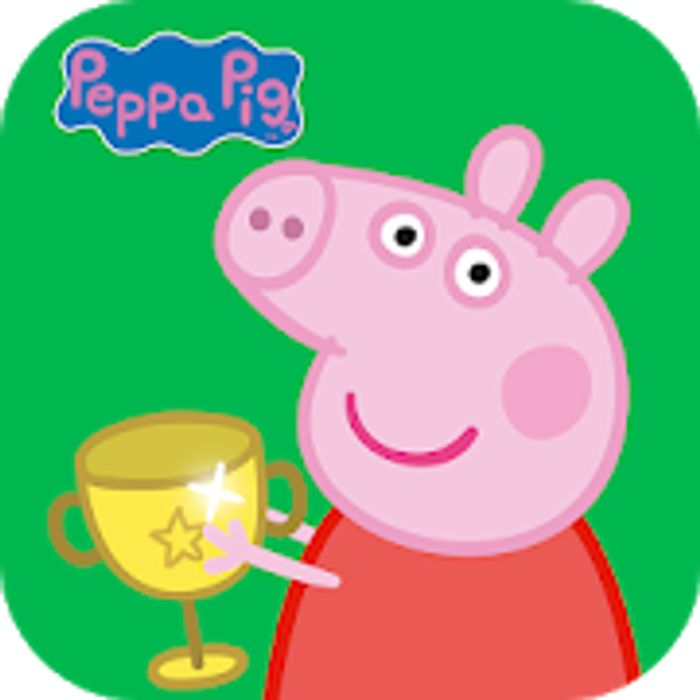 Peppa Pig: Sports Day - Free at Google Play / Apple App Store FREE