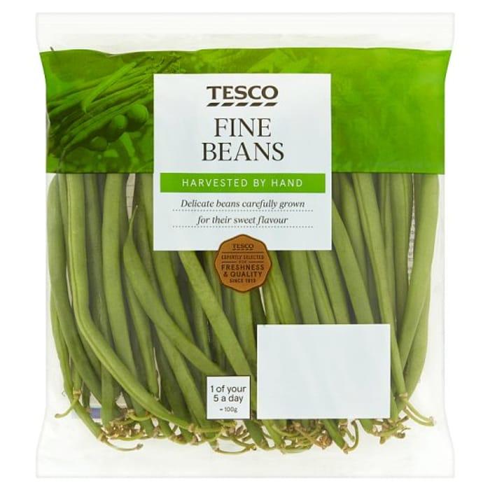 Tesco Fine Bean 200G