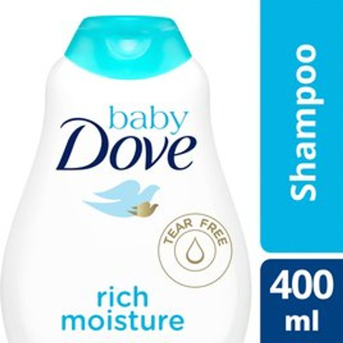 Baby Dove Shampoo Rich Moisture 400ml