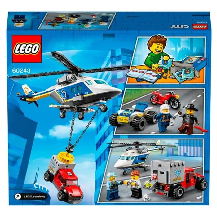 LEGO City Police Helicopter Chase Set 60243