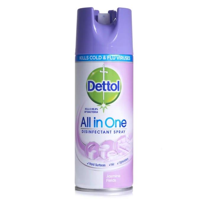 Dettol Jasmine Disinfectant Spray 400ml