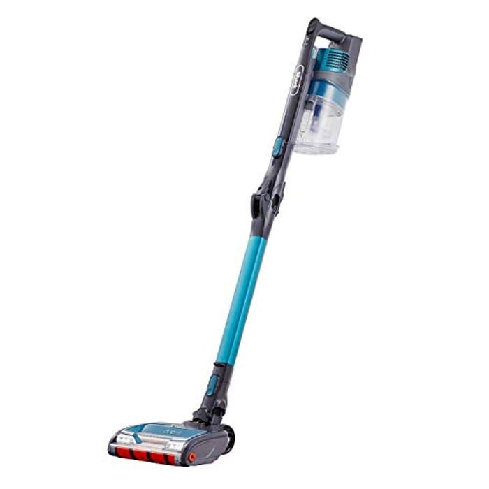 Shark Cordless Vacuum Cleaner IZ201UKT Anti Hair Wrap, Pet Hair, Single Battery
