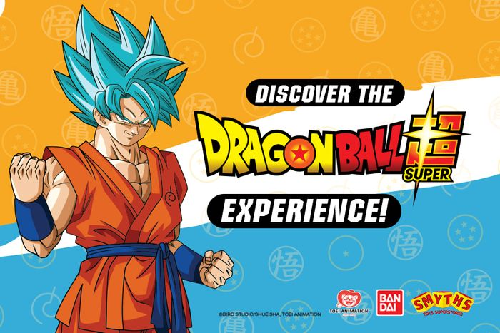 Free Dragon Ball Z Experience! Meet Goku, Pick up some Goodies and Win Prizes