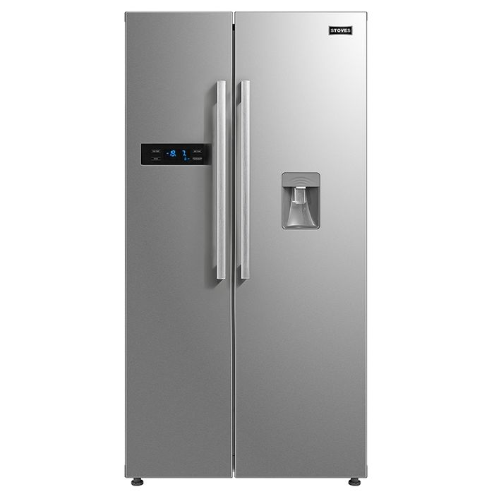 Stoves NON PLUMBED American Freezer Freezer with Water Dispenser - Only £499