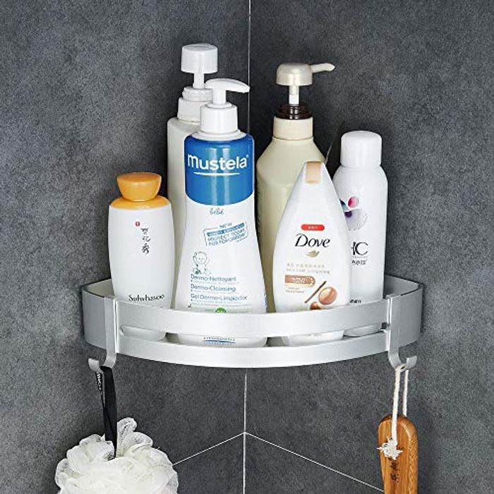 Shower Shelf Storage Organiser - Save 70%