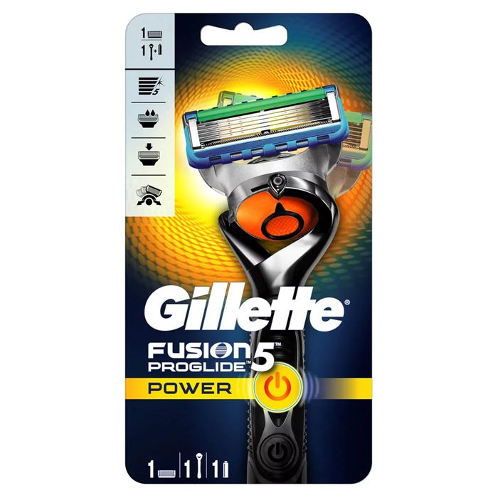 Gillette Fusion 5 ProGlide Power Men's Razor