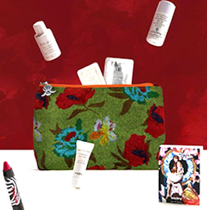 Free Sisley Makeup Bag with Your Order