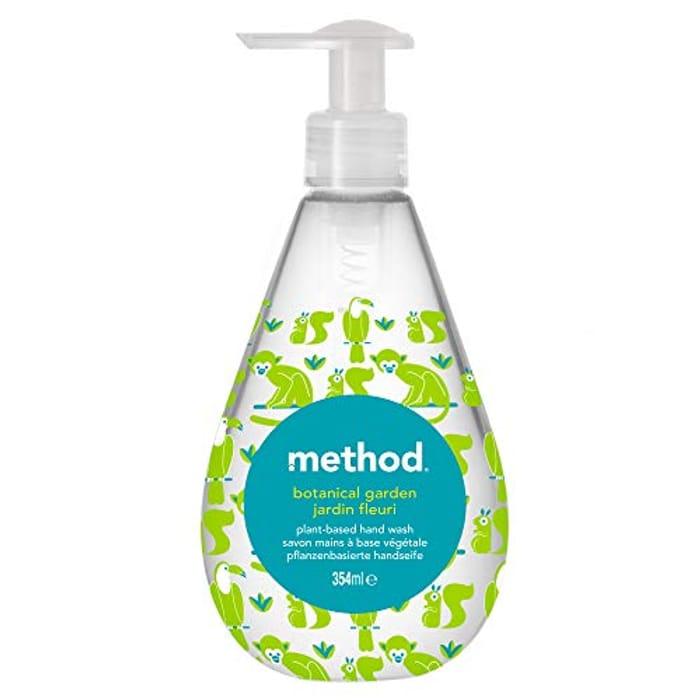 Method Botanical Garden Hand Wash (354 Ml)