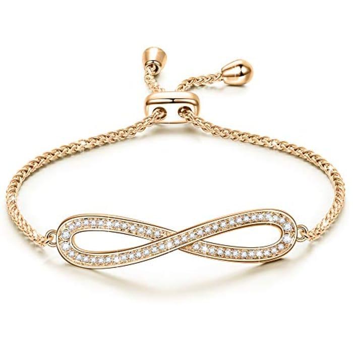 Endless Love Women Infinite Bracelet,