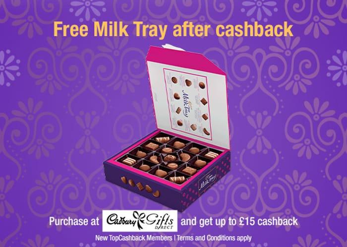 Free Milk Tray Box