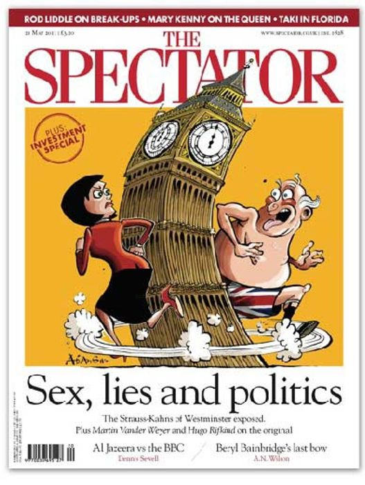 Get a Free Issue of the Spectator Magazine by Post