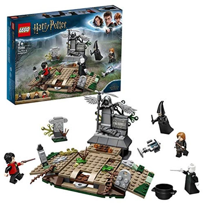 LEGO 75965 Harry Potter - the Rise of Voldemor