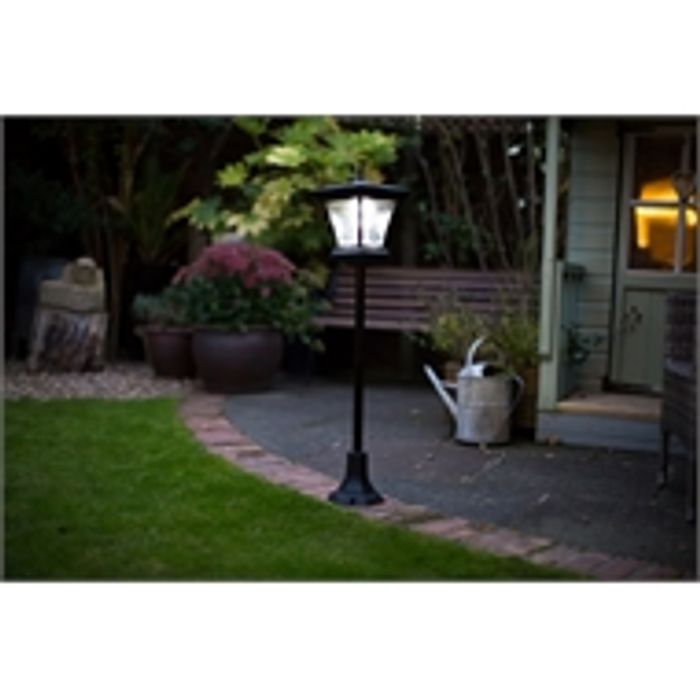 Cheap Large Solar Street Lamp- Clearance Only £17