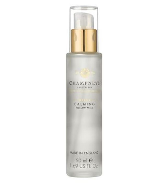 Champneys Professional Collection Calming Pillow Mist 50ml