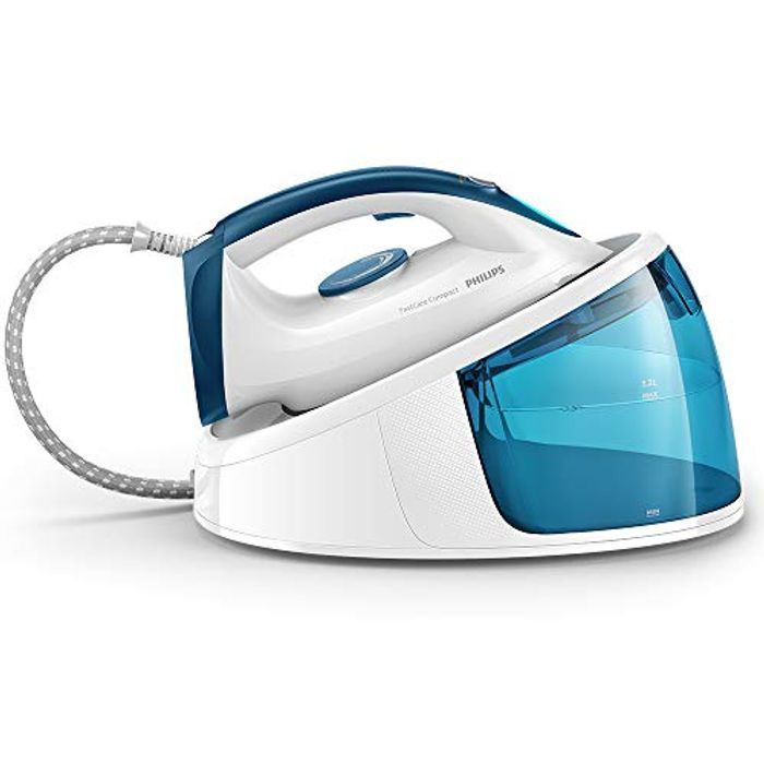 Best Ever Price! Philips FastCare Compact Steam Generator Iron