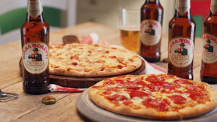 2 x Pizzas + 4 Beers Or Cokes £5 At Co-Op