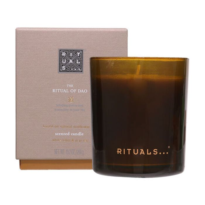 Rituals Dao Scented Candle 290ml Down From £19.9 to £13.95