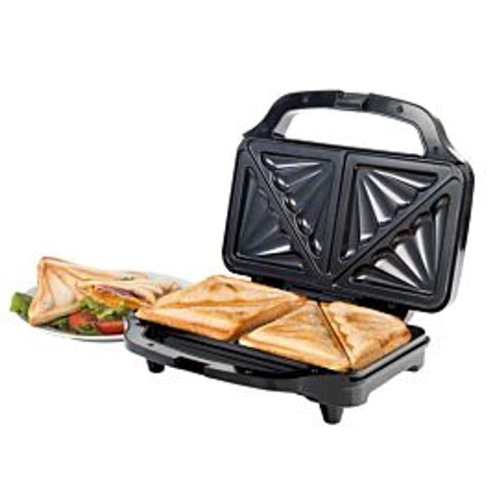 Salter XL Sandwich Maker at Robert Dyas