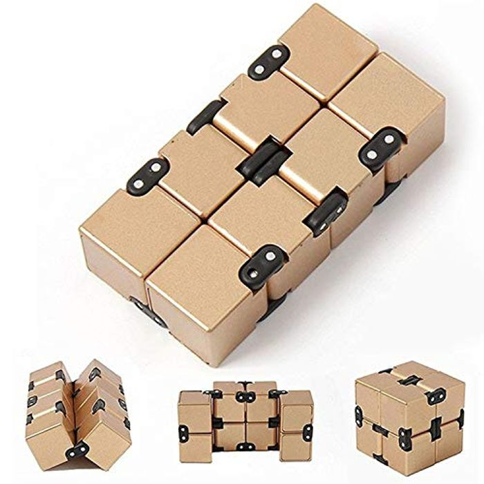 Bihood Infinity Cube Fidget Toy Only £3.96 Delivered