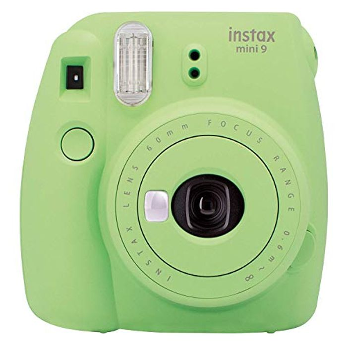 Instax Mini 9 Camera - Lime Green - Save £21.01