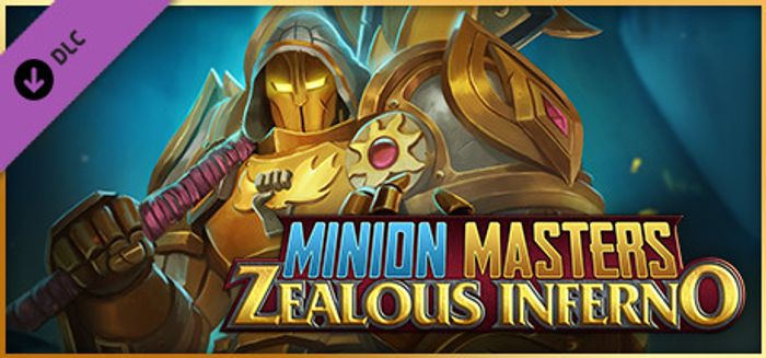 Minion Masters - Zealous Inferno - Free to Download and Keep