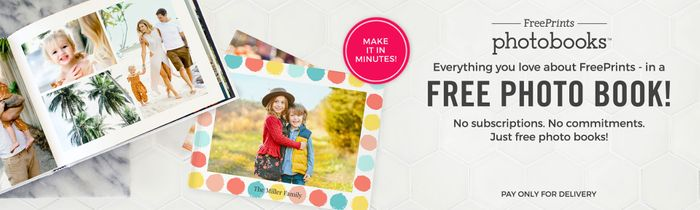 Free Photo Prints - P&P from £1.49 to a Max of £3.99