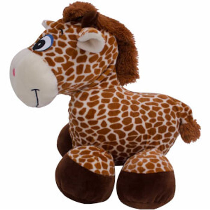 Inflate-a-Mals - 1.5ft Ride-on Giraffe - Save £15