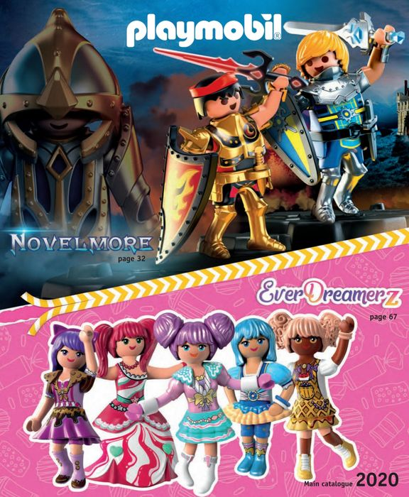 Free Playmobil Catalogue